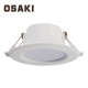 Anti-glare waterproof recessed round shape 5w 7w 12w SMD 2835 mini led downlight