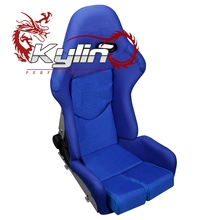 kylin racing Sports Adult Car Booster Racing Leather Car Seat
