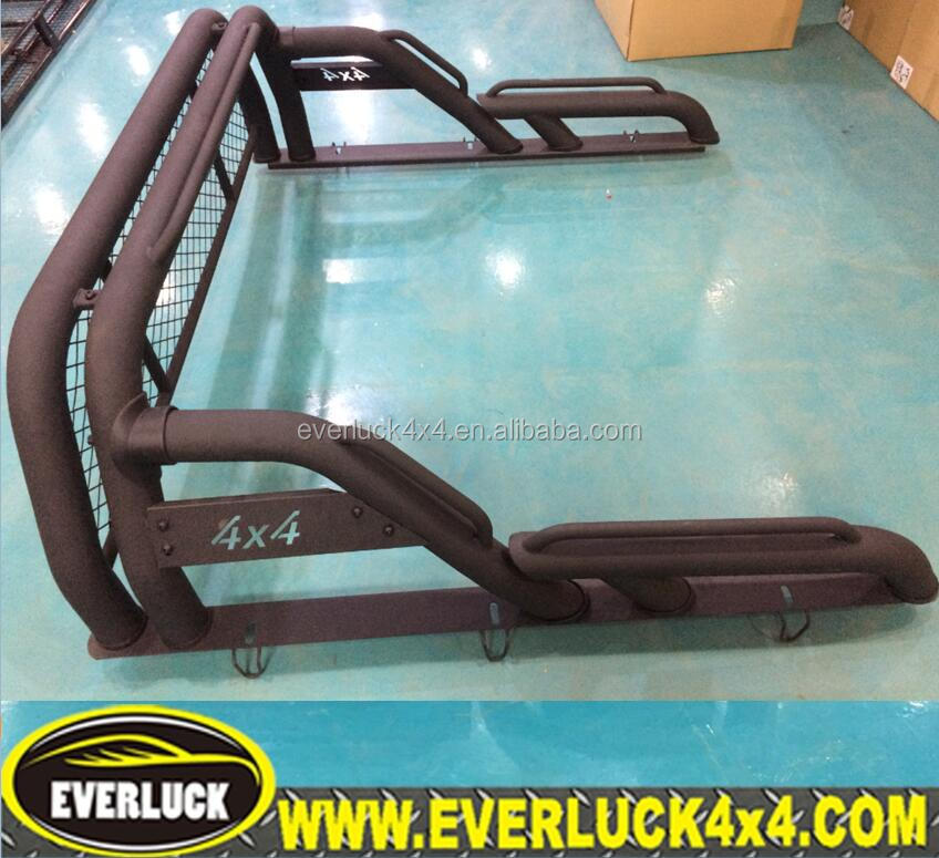 factory price ! For Ranger Pickup 2005-2012 Stainless steel material Roll bar,sport bar,rear bull bar