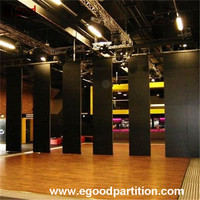 sound barrier partition wall office partition for meeting used