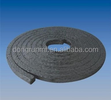 High pressure steam pump pure graphite packing FOR MARINE VALVE SEAL