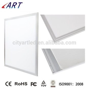 White mount led ceiling light CE/RoHS led panel skylight CRI80 6060 led panel