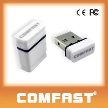 ADAPTADOR WIFI 150 MB PARA USB DONGLE RECEPTOR MINI WIRELESS LAN COMFAST 150Mbps