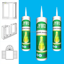JY913 Professional Manufacturer Neutral Silicone Sealant / super glue / adhesive tube packing 300ml