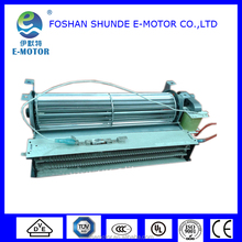 60MM Cross flow blower with heater/element