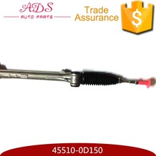 Auto engine parts steering racks replacement for Yaris/Vois OEM:45510-0D150