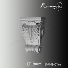 New Construction Material Mouldings PU Foam Polyurethane Corbels Fashion Style