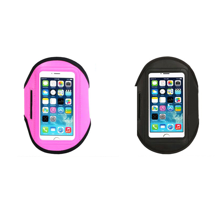 wholesale hot selling waterproof for LG phone armband with strap