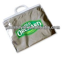 clear pvc bag for comforter and quilt package
