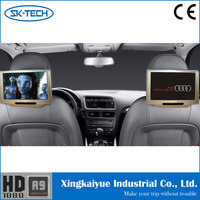 wholesale 10.1 inch car android auto dvd monitor for rear seat entertainment system