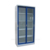 Glass Door Goods Display Cabinets Metal Sliding Door Office Cabinets