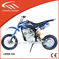 150cc dirt bike/pit bike for sale cheap use gasonline with CE