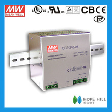 Meanwell DRP-240-24 240W 24V 10A Single Output Industrial DIN RAIL Power Supply