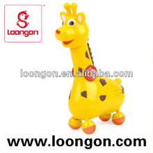 Loongon Plastic Best Selling Toys 2014 Battery Operated Toy