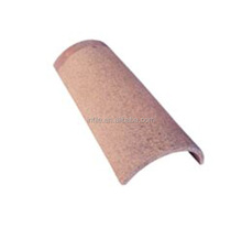 Promotion Pan Roof Tile Villa Clay Roofing Tile For Sale