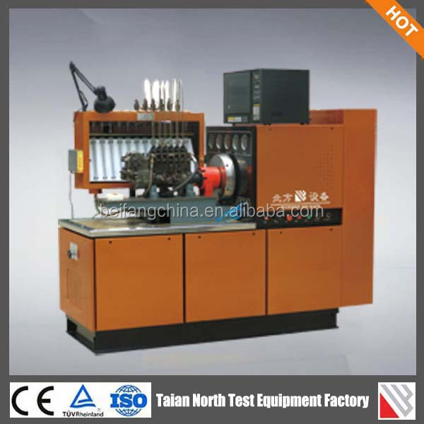 High power 12PSB-BFD BOSCH diesel fuel injection pump test bench