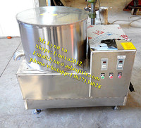 fruit and vegetable dewatering machine / centrifugal vegetable dehydration machine