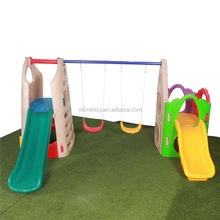 Playground Equipments Children Games Play Toy, Top Quality Amusement Park Kids Outdoor Swing And Slide