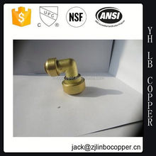 PPR pipe coupling fitting/brass insert/male straight thread weld fitting/Tee,elbow