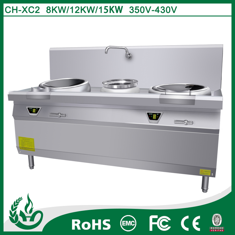 Chinese cooking stove for Commercial heavy duty kitchen