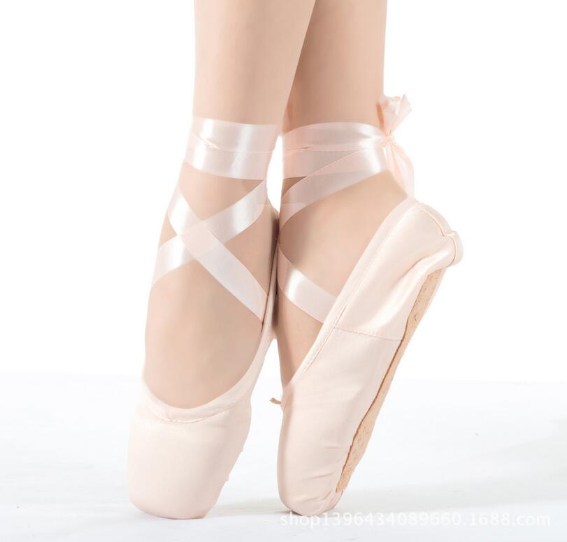 DEMI Wholesale comfortable professional quality dance shoe ballet shoe