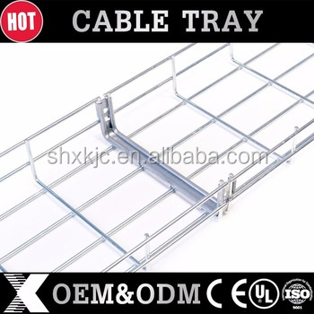 Anti-corrosion Durable Cable Management Mesh