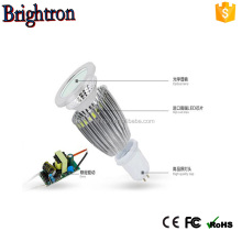 Hot sale product 85-265VAC 7w led spotlight gu10 led with 3 year warranty cob led spotlight