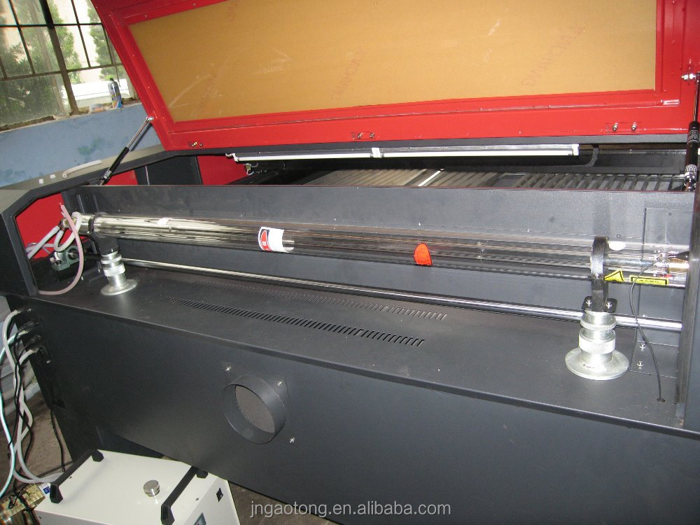 60w 1200mm length laser tube for laser engraving machine