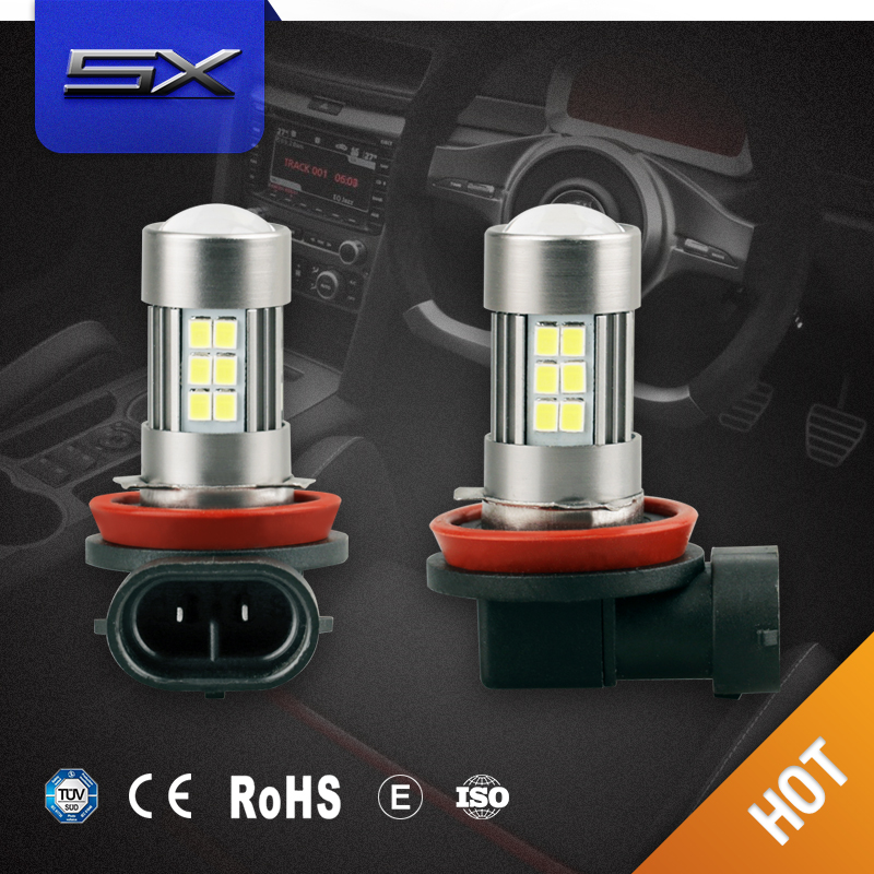 High intensity dual color,Fog Lamp 12v 24smd 5630 fog light