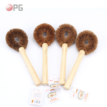 Household Cleaning Tools Heavy Duty Pan and Pot Cleaning Brush