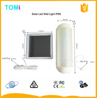 5 Led High Brightness Solar Led Wall Light Shine Up and Down Wall Light