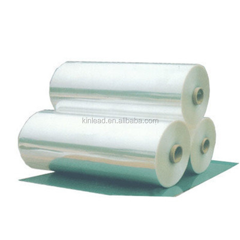 Transparent Transparency and Stretch Film Type BOPP film in china manufacturer kinlead