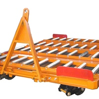 7T Airport Pallet Dolly Aviation Container