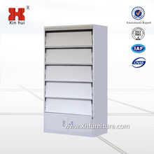 Library Commercial Child Furniture Steel Office Bookshelf Malaysia