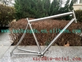 titanium road bike framedetachable titanium road bike frame customized ti road bike frame titanium road bike frame