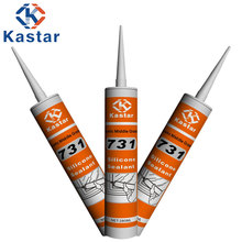 Fast Cure Acetoxy Silicone Glass Sealant
