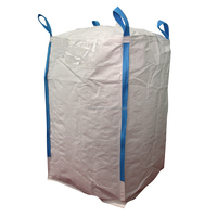 breathable sift-proof plastic bag container with filling spout