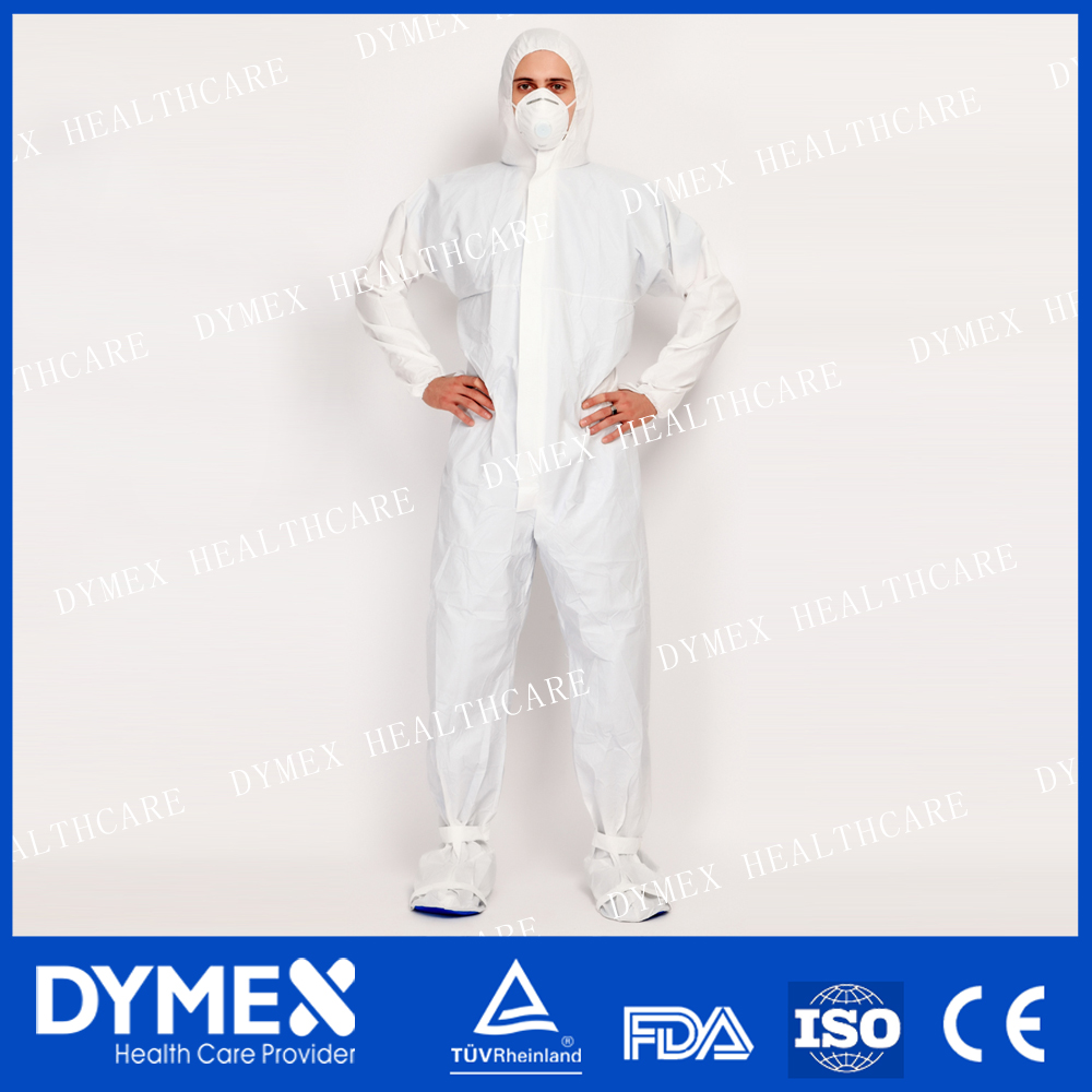 New Style High Quality Type 6 Disposable Surgical Coverall