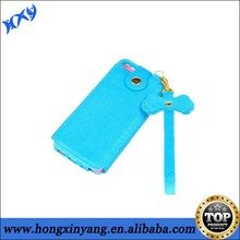 hot selling leather belt clip case for iphone 5