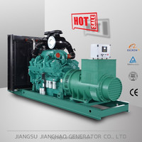 With Cummins KTA38-G2 engine power generator,650kw