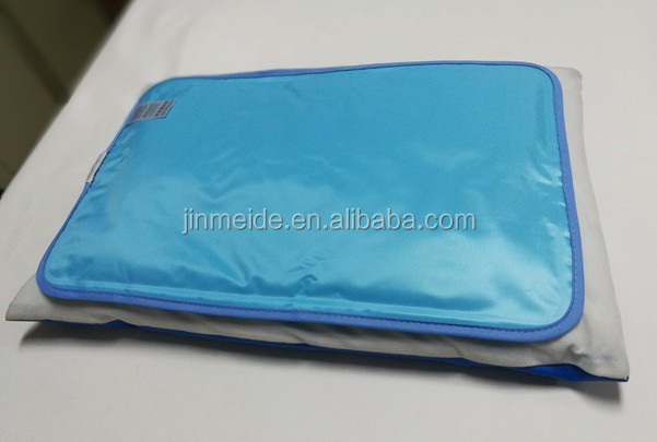 Ice Gel Cool Pillow / Ice Gel Pillow / Pillow Gel Pad Insert in Households