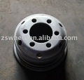 6.0-16 tube steel wheel