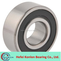 High precision 2204-2RS bearing , ZZ bearing , chrome steel and stainless steel self-aligning ball bearings