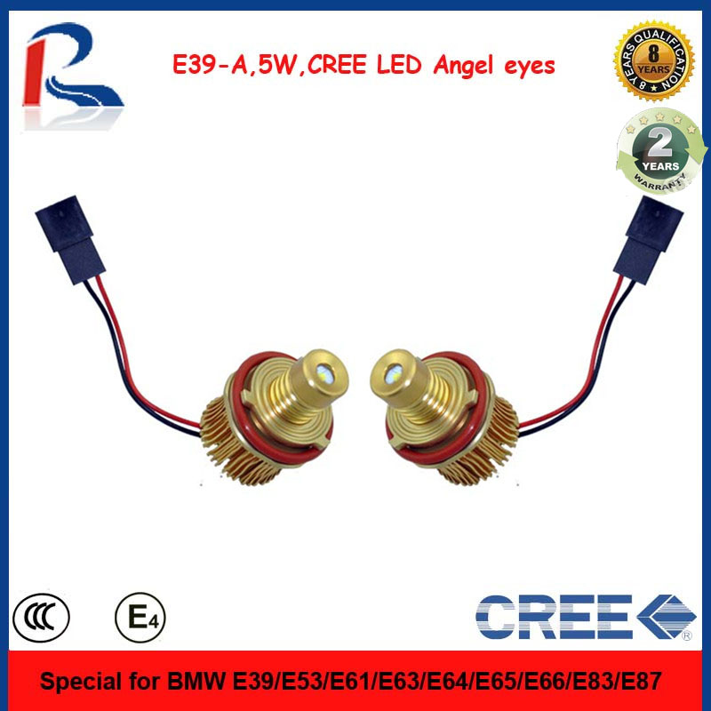 2015 New Style Cheap E39 auto led marker lighting angle eye headlights LED with ce rohs certification in China