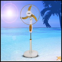 3AS blades electric air cooling oscillating stand fan manufacturer electric fans price list