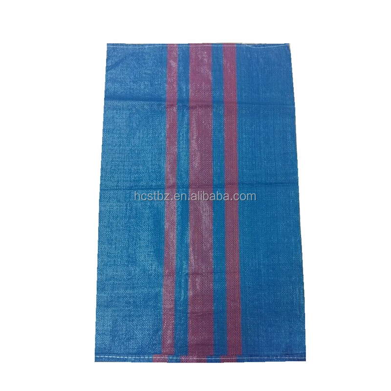 China wholesale used laminated pp woven bag/sack/raffia packing the seafood, potato, grain, fertilizer, corn, rice bag