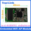 MTK embedded wifi router module for M2M project controller
