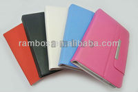 Universal PU Leather Case Cover Pouch Stand for 7 inch Tablet PC