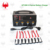 8 channel Lithium battery power charger 6S LiPo Smart UAV Balanced battery charger for Agricultural Drone