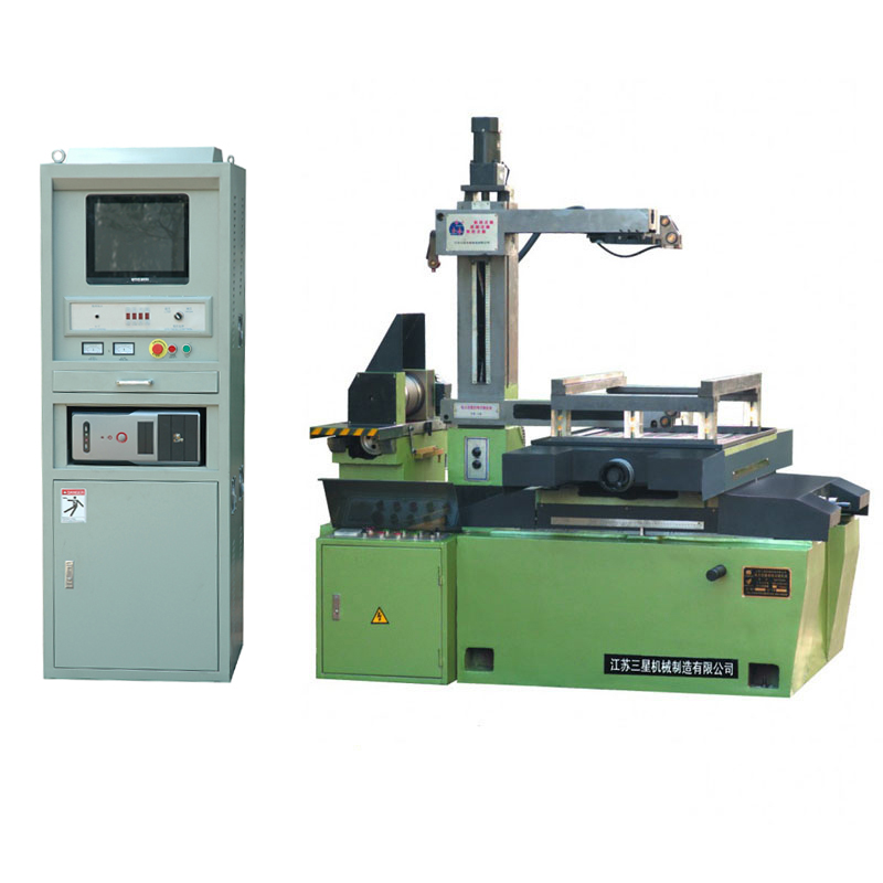 new mentalworking spark erosion machine price